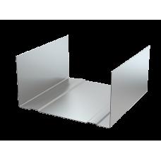 Профиль направляющий (ПН) для ГКЛ 75х40 Албес PRIM 0,55мм, 3 метра
