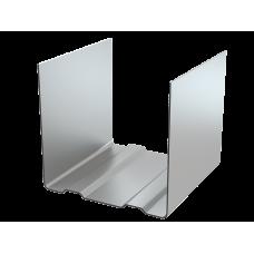 Профиль потолочный направляющий (ППН) для ГКЛ 27х28 Албес PRIM 0,55мм, 3 метра